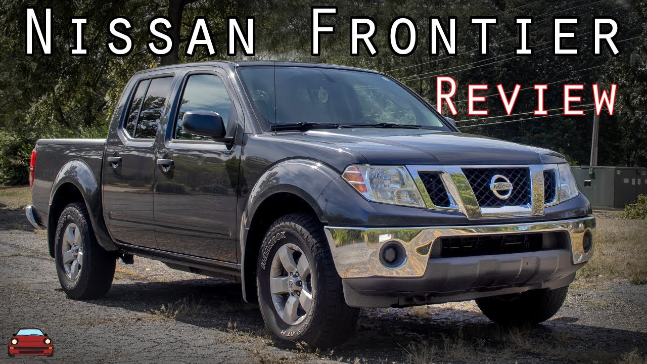 2010 Nissan Frontier Review - One Mighty Little Truck!