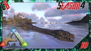 ARK: Pooping Evolved   Plesio Taming U0026 Deep Sea Loot!   S4Ep10