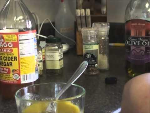 Vinaigrette Salad Dressing Recipe (Easy)