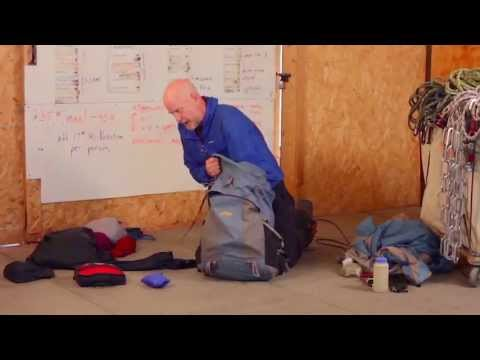 Pack Packing | How To Pack A Backpack