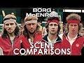 Borg McEnroe 2017 Scene Comparisons