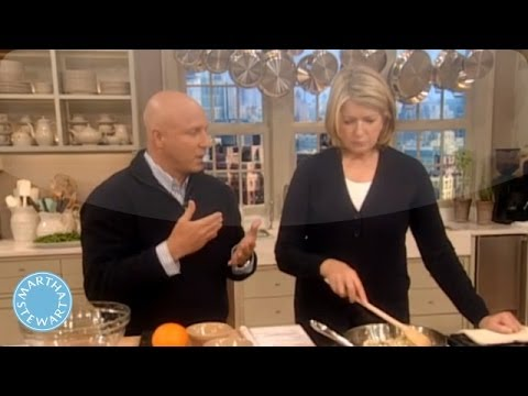 Tom Colicchio's Stuffed Cornish Hen Recipe - Martha Stewart