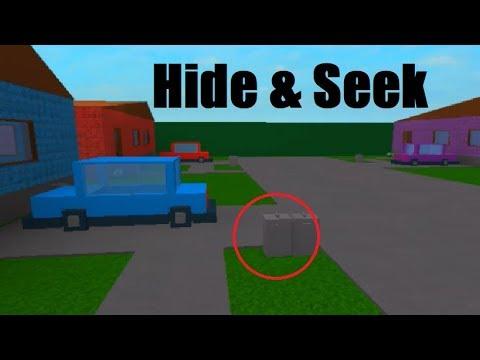 Hide & Seek | Blox Hunt (ROBLOX)