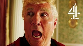 Donald Trump Has Trouble In The Bedroom | The Windsors