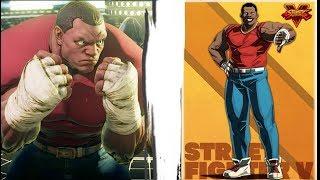 Street Fighter V Pc Ae Mods - Balrog
