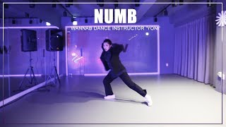 [ WANNAB DANCE / 강사영상 ] CIX - 순수의시대(Numb) 안무 | Instructor Yoni