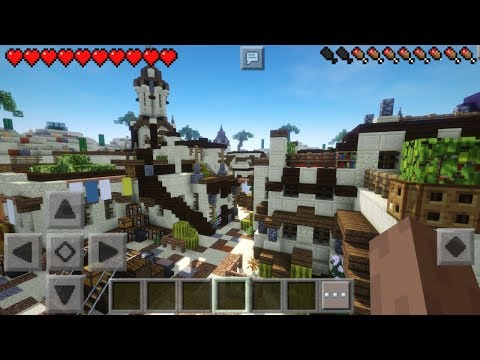 MCPE 1.4 BEST SHADERS - MINECRAFT PE 1.4 BEST SHADERS - SONO SHADERS  1.2.10.2