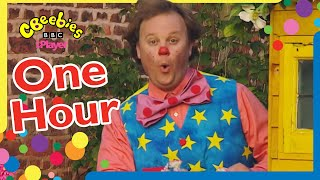 Playing Indoors with Mr Tumble and MORE! Something Special   CBeebies ONE HOUR!