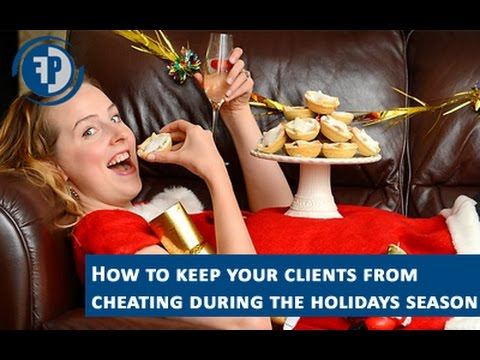 How to keep your clients from cheat foods in the holiday season