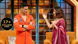 The Kapil Sharma Show - Cast Of Laxmii Uncensored   Kiara Advani, Akshay Kumar