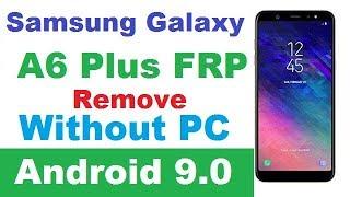 SAMSUNG Galaxy A6/A6+ (SM-A600F/SM-A605F) FRP/Google Lock
