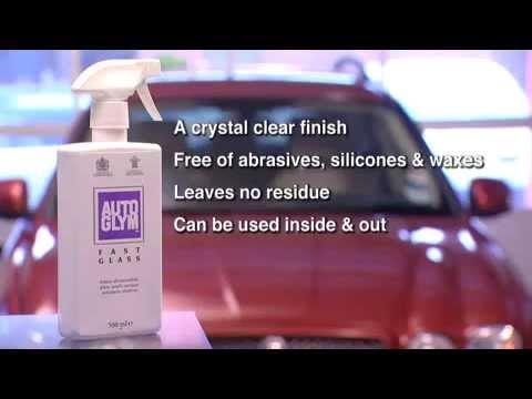 Autoglym Fast Glass Car Glass Cleaner