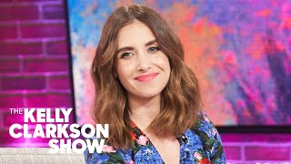 Alison Brie Says Valentine's Day Was Invented For Couples To Get In Fights