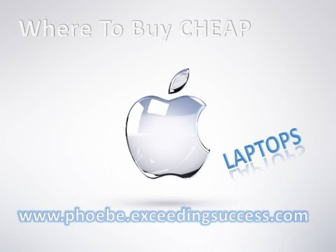 Where to buy cheap apple Laptops - Save Money too
