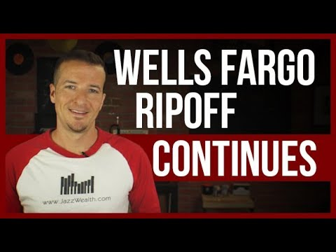 And the Wells Fargo scandals continue.