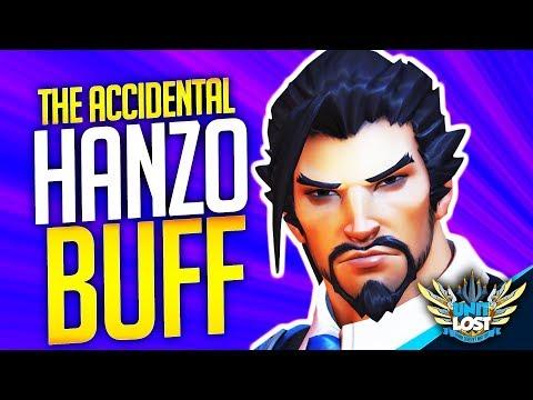 Overwatch - Stealth Hanzo Scatter BUFF?! Hero Deaths?!