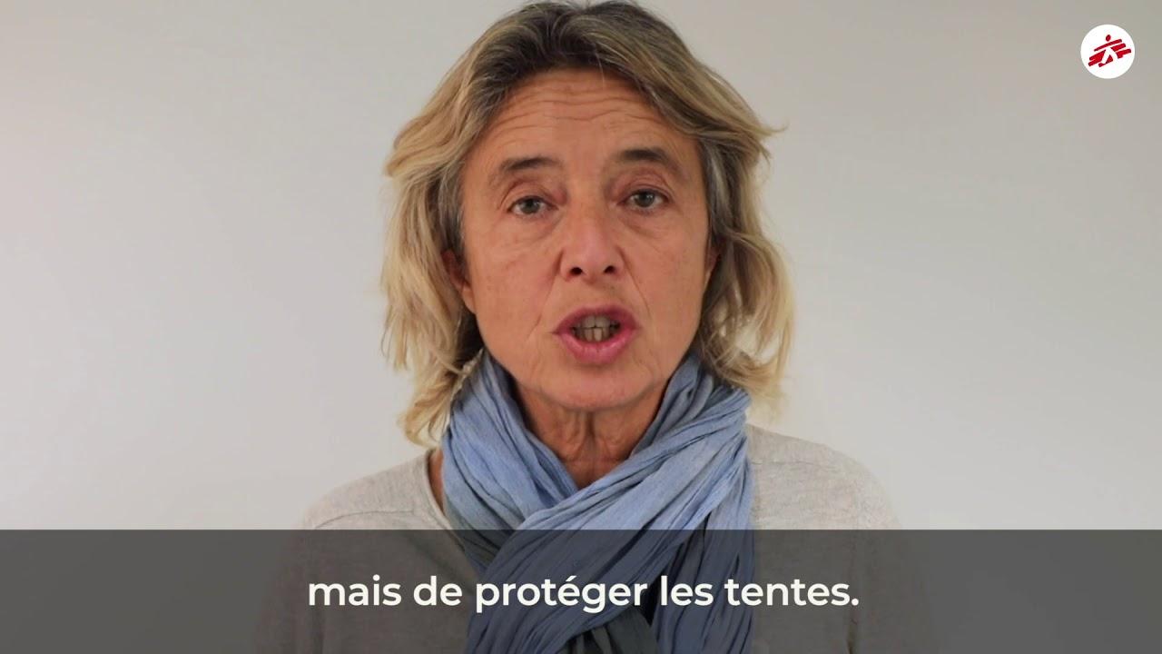 MSF porte plainte contre le préfet de Paris