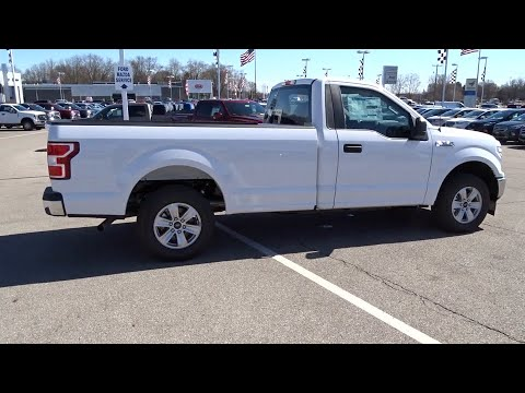2018 Ford F-150 Columbus, Lancaster, Central Ohio, Newark, Athens, OH CF18203