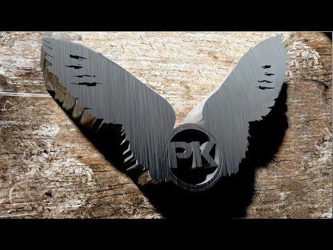 Cinematic 3D logo design - Photoshop tutorial
