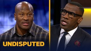 James Harrison on Antonio Brown's future with Steelers, talks Big Ben & Tomlin | NFL | UNDISPUTED
