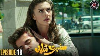 Sunehri Titliyan | Episode 18 | Turkish Drama | Hande Ercel | Dramas Central