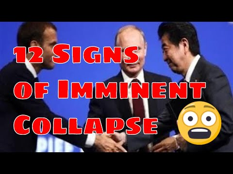 12 Indications of IMMINENT Economic Collapse - Revelation 6, Seals Revealed