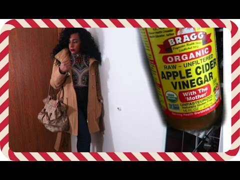 Vlogmas Day 20 | Apple Cider Vinegar In Morning + BTS Lookbook