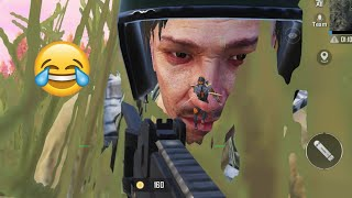 PUBG MOBILE FUNNY MOMENTS 😂🤣😍