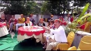Rajasthani Mahari re mangetar songs ##pushkar with hen alber
