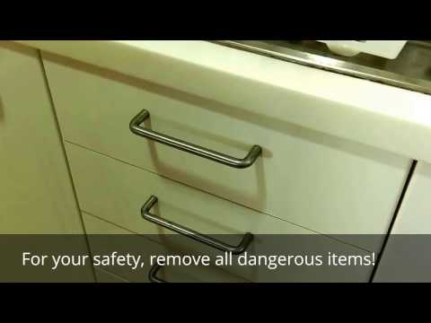 How to remove or install system drawers  (HomeFixes)