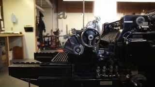 The Art of Letterpress Printing