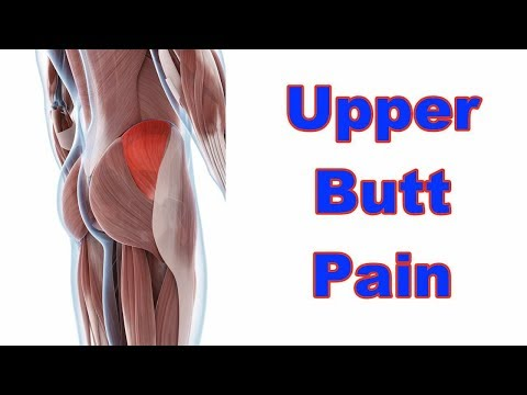 How to Deal with Glute Medius Pain (Sore Butt!)