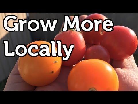 Grow More Locally and Produce Food Anywhere
