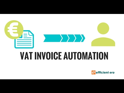 VAT Invoice Automation for Amazon Sellers : Instructional Tutorial