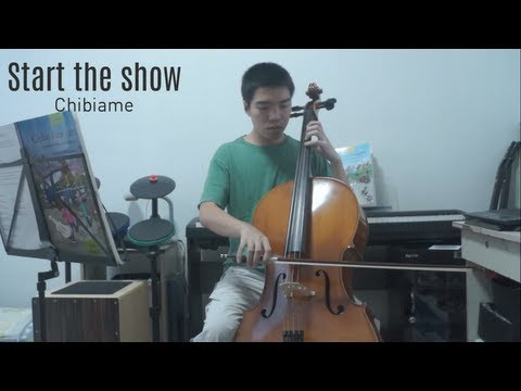 Start the show - Cello Time Runners