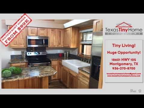 PLATINUM TINY HOUSE DEALER CONROE TX