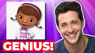 Real Doctor Reacts to DOC MCSTUFFINS