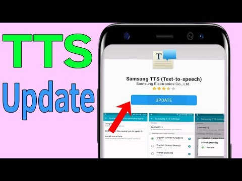 Samsung Galaxy J7/S8/S9/N8/N9 : How To Update Samsung Text To Speech - Helping Mind