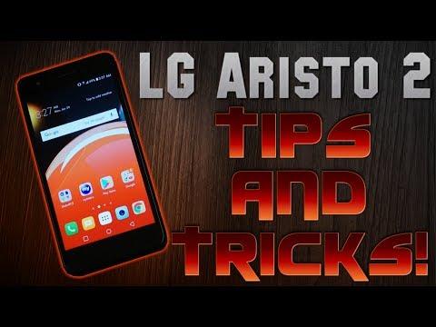 LG Aristo 2 Tips & Tricks