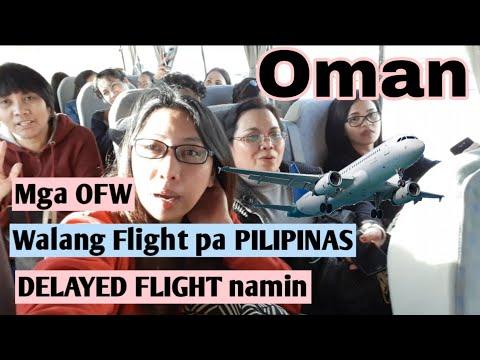 Xxx Mp4 PINAY OFW DELAYED FLIGHT SA OMAN PAUWI NG PILIPINAS NATAMBAY KAMI SA OMAN 3gp Sex