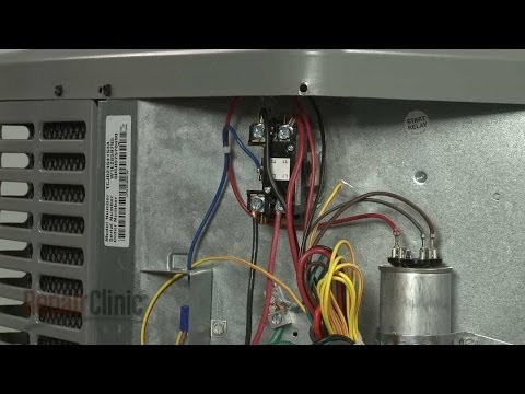 York Central Air Conditioning Replace Contactor S1-02427531000