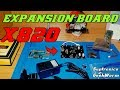 UNBOXING SUPTRONICS X820 EXPANSION BOARD FOR RASPBERRY PI - GEEKWORM -