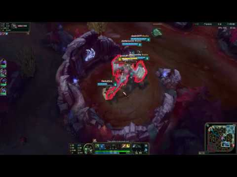 How to get Dragon in League of Legends with friends :)