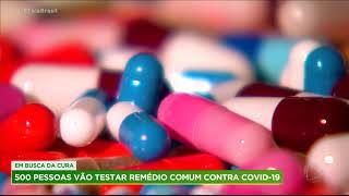 Remédio comum apresenta 94% de eficiência contra coronavírus