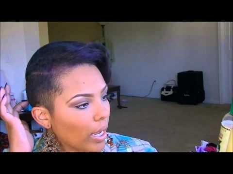 Hair Talk: Upkeep on short hair (shaved sides)