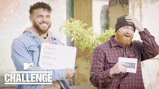 Cory vs Jenna: Total Madness | The Challenge: Total Madness