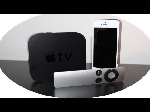 How To Use iPhone As Apple tv Remote - Works With The iPad and iPod Touch