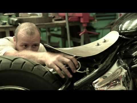 Yamaha Dragstar 1100 reborn(www octavmetalcustom ro