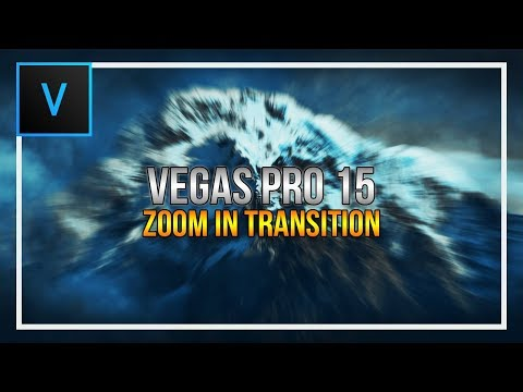 How To: Create Smooth Zoom In Transition in Vegas Pro 15