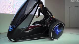 Tokyo Motor Show 2013: Toyota Concept Cars - FV2, FCV Concept #DigInfo